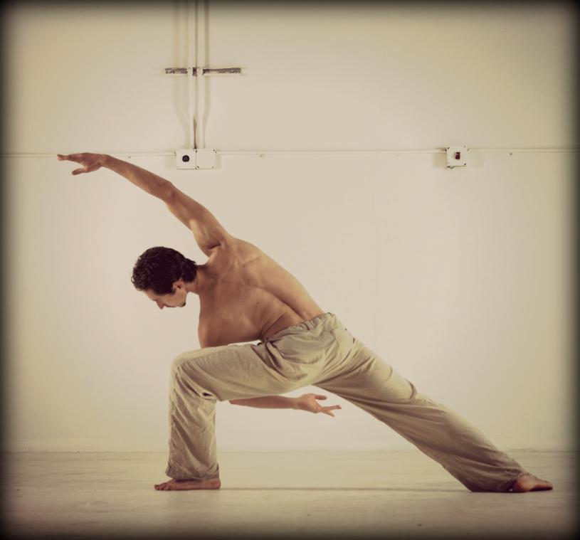 Joshua Marin-Hepfl ImprovFlow Joshua Yoga